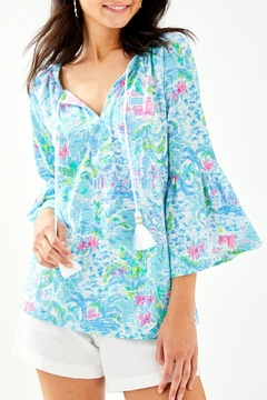 Lilly Pulitzer Del Lago Tunic - Product List Image