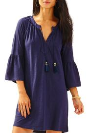 Lilly Pulitzer Del Lago Tunic Dress - Product Mini Image