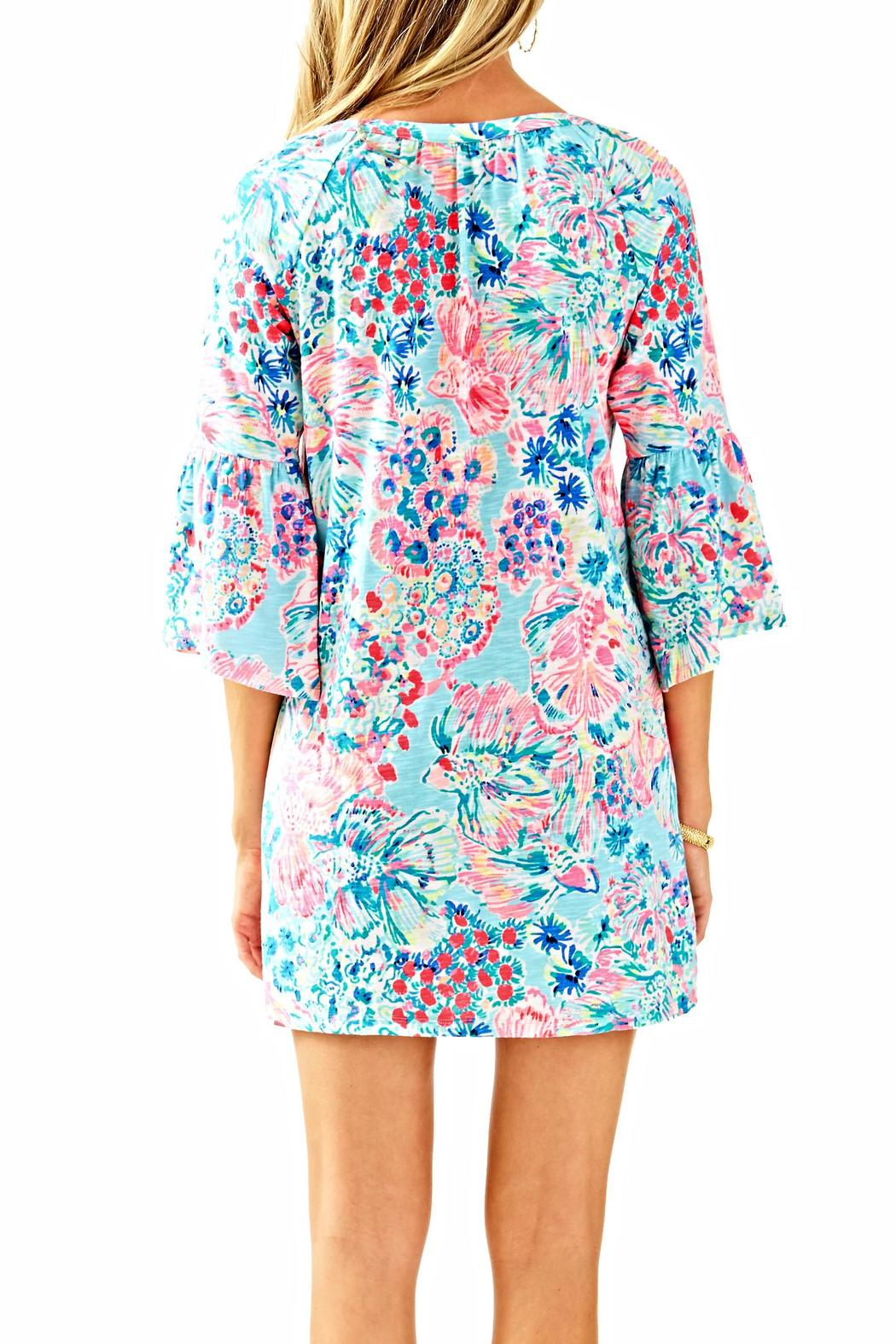 Lilly Pulitzer Del Lago Tunic Dress - Front Full Image