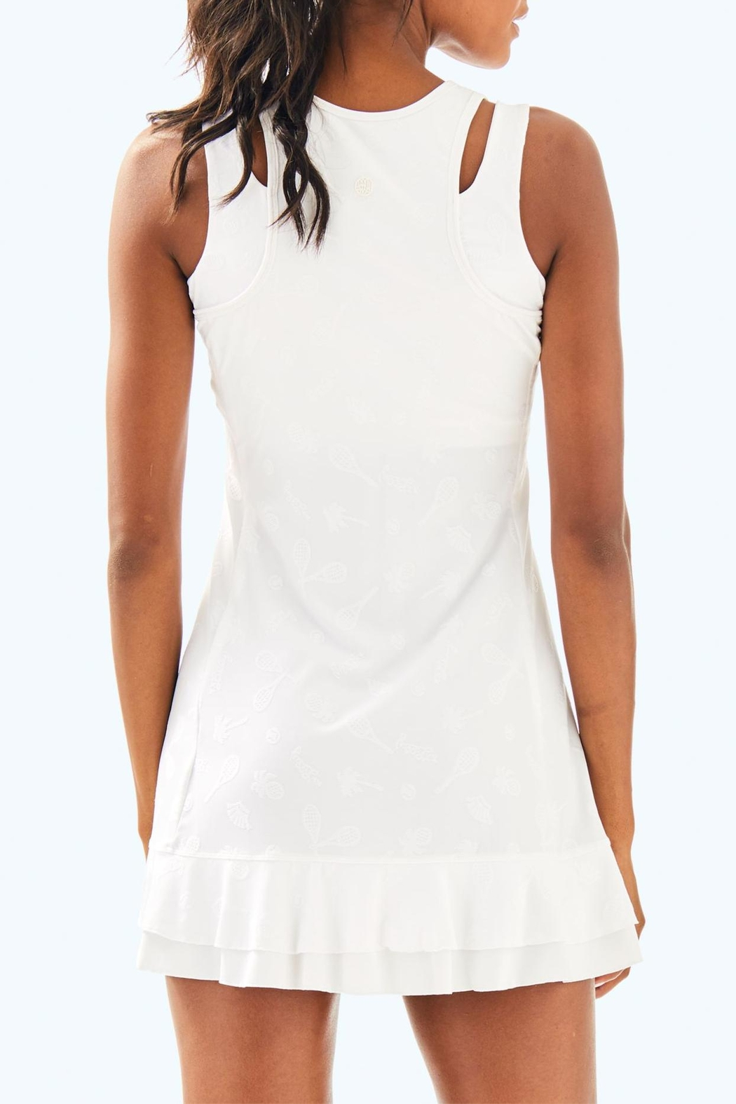 Lilly Pulitzer Delphina Tennis Dress - Front Full Image