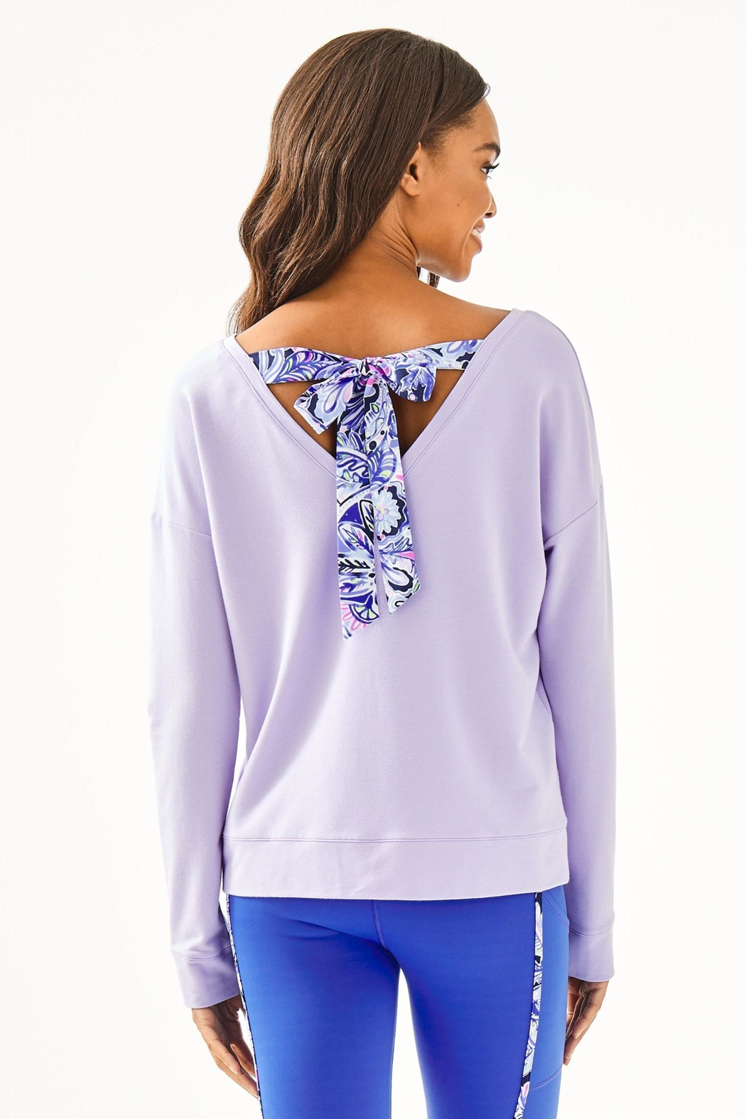 Lilly Pulitzer Dillon Pullover - Front Full Image