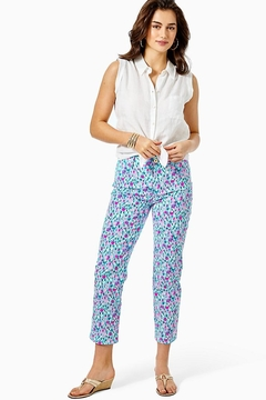 Lilly Pulitzer Divia Stretch Pant - Product List Image