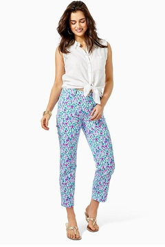 Lilly Pulitzer Divia Stretch Pant - Alternate List Image