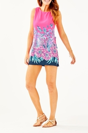Lilly Pulitzer Donna Romper - Back cropped