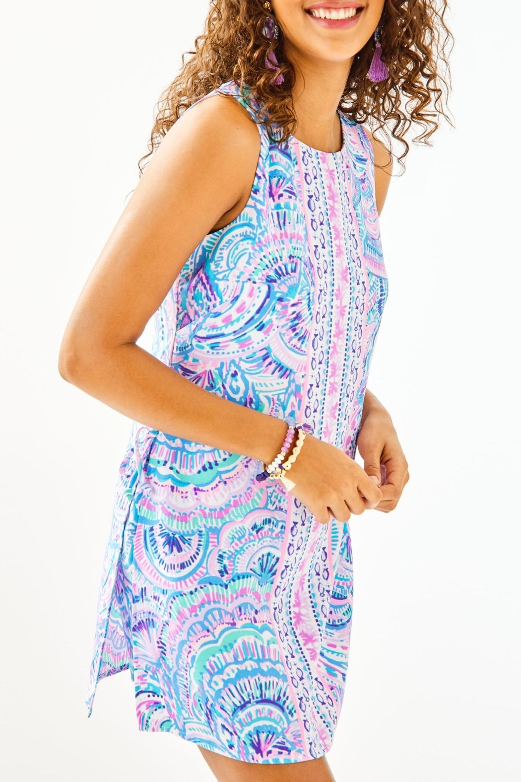 Lilly Pulitzer Donna Romper - Main Image