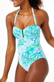 Lilly Pulitzer Drue One-Piece Swimsuit - Product Mini Image