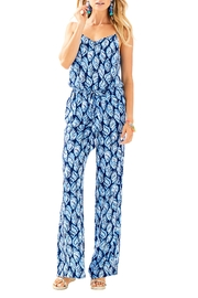 Lilly Pulitzer Dusk Jumpsuit - Product Mini Image