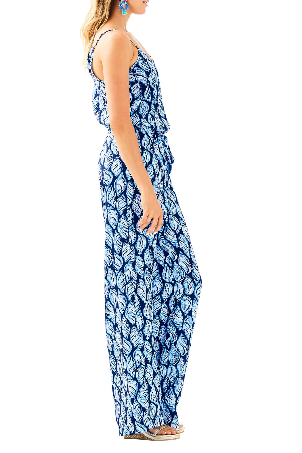 7a403bfad000 Lilly Pulitzer Dusk Jumpsuit from Sandestin Golf and Beach Resort by ...