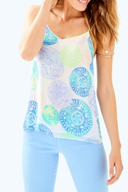 Lilly Pulitzer Dusk Top - Product Mini Image