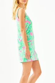 Lilly Pulitzer Dyanna Velour Chemise - Side cropped