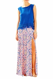 Lilly Pulitzer Edenwood Sweater Tank Top - Side cropped