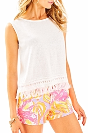 Lilly Pulitzer Edenwood Sweater Tank Top - Front cropped