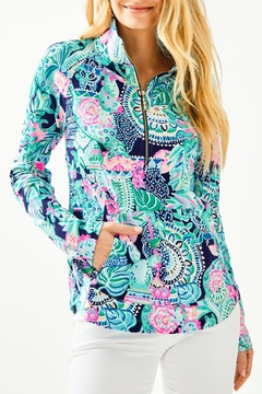 Lilly Pulitzer Edgewater Popover - Product List Image