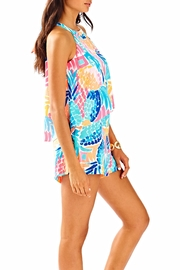 Lilly Pulitzer Edona Romper - Side cropped