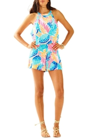 Lilly Pulitzer Edona Romper - Product Mini Image