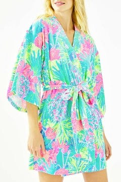 Shoptiques Product: Elaine Velour Robe