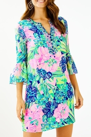 Lilly Pulitzer Elenora Silk Dress - Product Mini Image