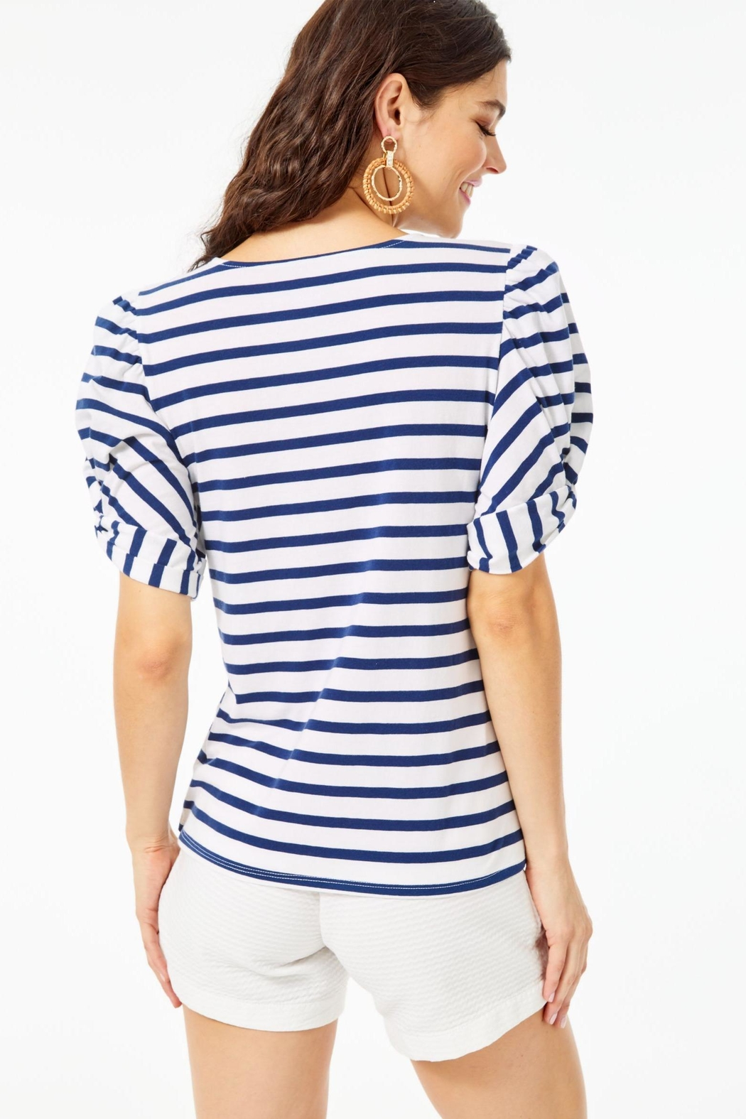 Lilly Pulitzer Elisabette Top - Front Full Image