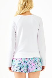 Lilly Pulitzer Elliana Pullover - Front full body