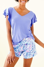 Lilly Pulitzer Elly Top - Product Mini Image