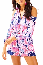 Lilly Pulitzer Elsa Romper - Product Mini Image