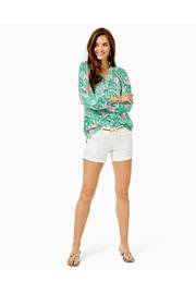 Lilly Pulitzer Elsa Silk Top - Side cropped
