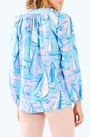 Lilly Pulitzer Elsa Top - Front full body