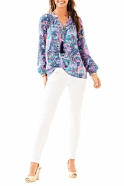 Lilly Pulitzer Elsa Top - Product Mini Image