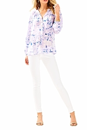 Lilly Pulitzer Elsa Long Sleeve Top - Side cropped