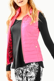 Lilly Pulitzer Elyn Puffer Vest - Product Mini Image