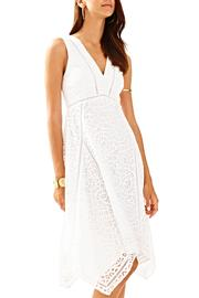 Lilly Pulitzer Elyse Midi Dress - Product Mini Image