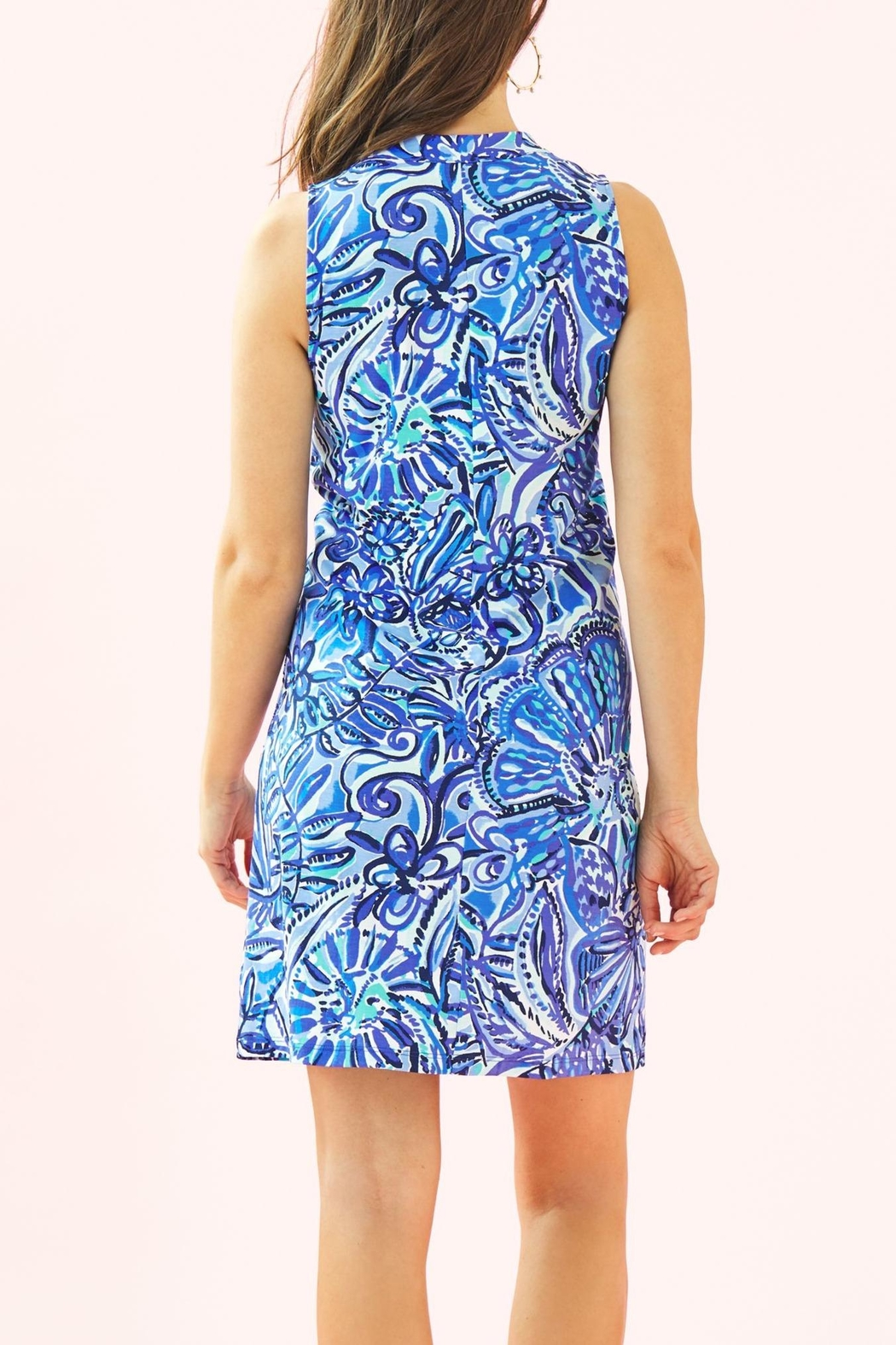 Lilly Pulitzer Emile Dress - Front Full Image