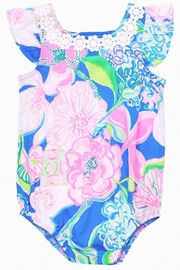 Lilly Pulitzer Emilia Infant Bodysuit - Product Mini Image