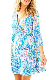 Lilly Pulitzer Emilia Wrap Dress - Product Mini Image