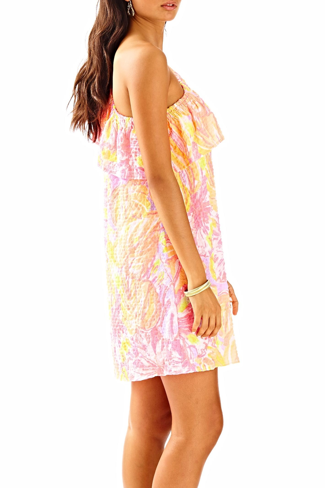 Lilly Pulitzer Emmeline Dress - Side Cropped Image