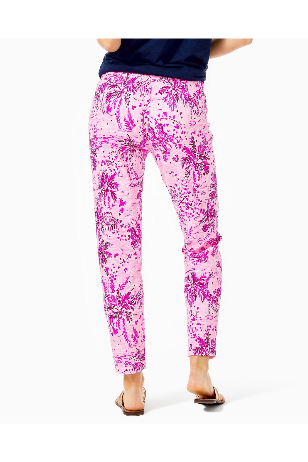 Lilly Pulitzer Emora Knit Pant - Front Full Image