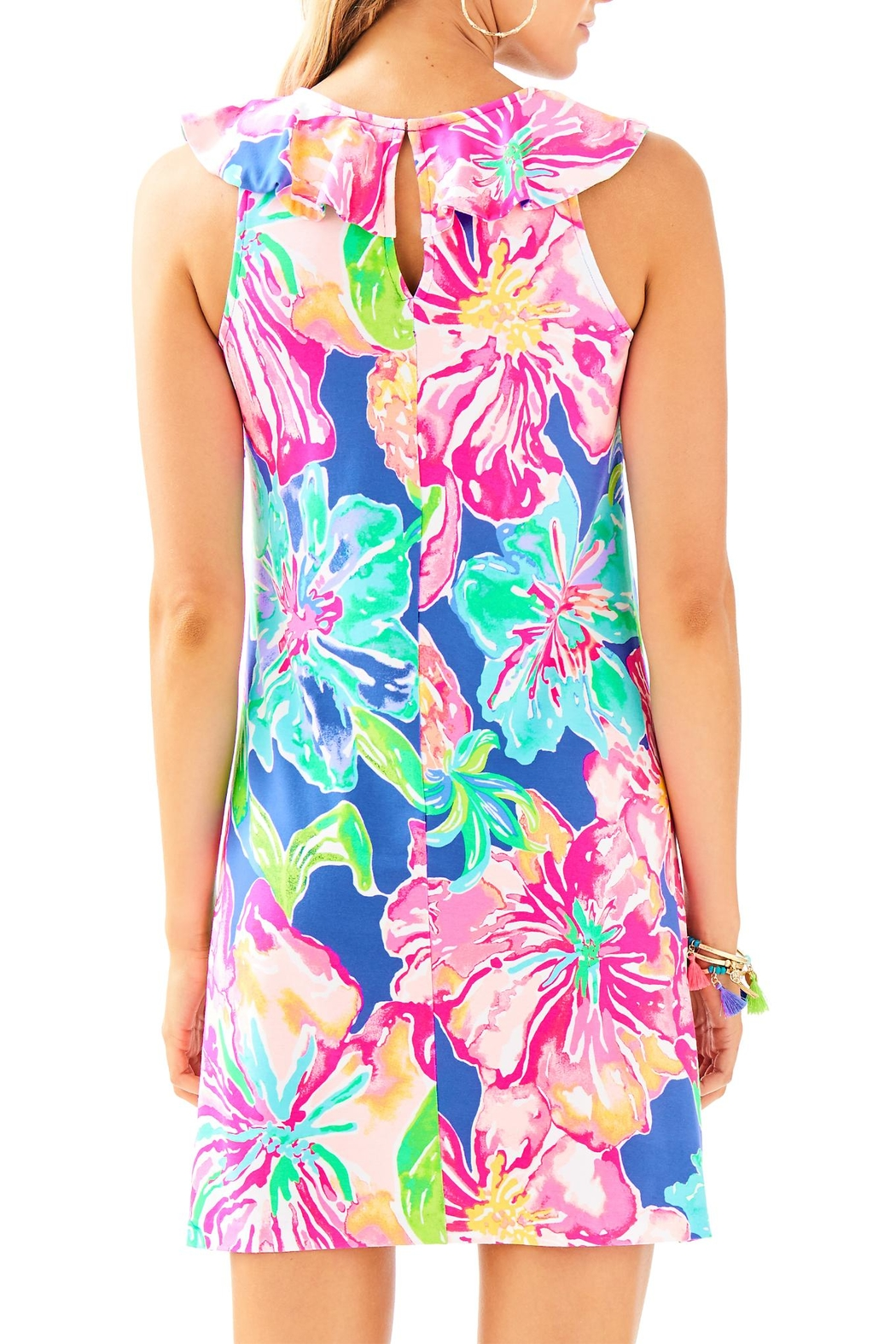 Lilly Pulitzer Esmeralda Dress - Front Full Image