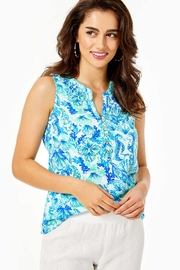 Lilly Pulitzer Essie Tank Top - Product Mini Image