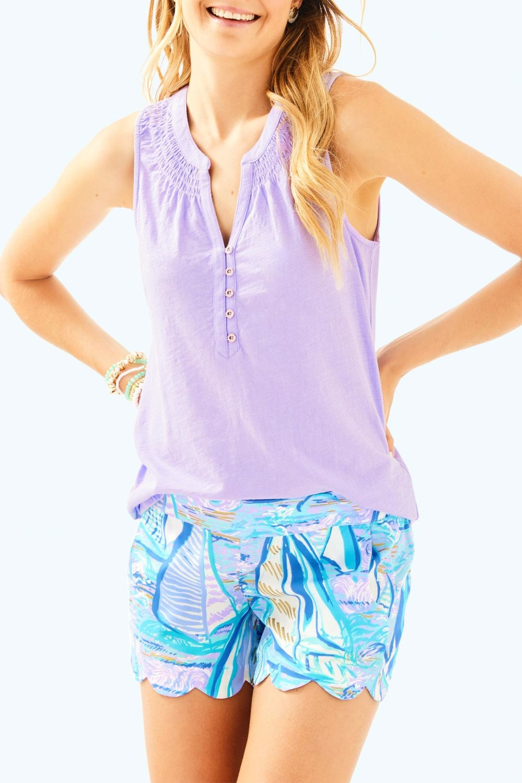 ffb2f7816b5ae Lilly Pulitzer Essie Top from Sandestin Golf and Beach Resort by ...