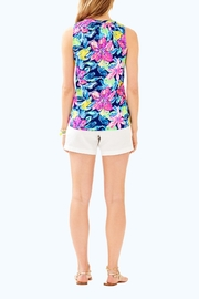 Lilly Pulitzer Essie Top - Front full body