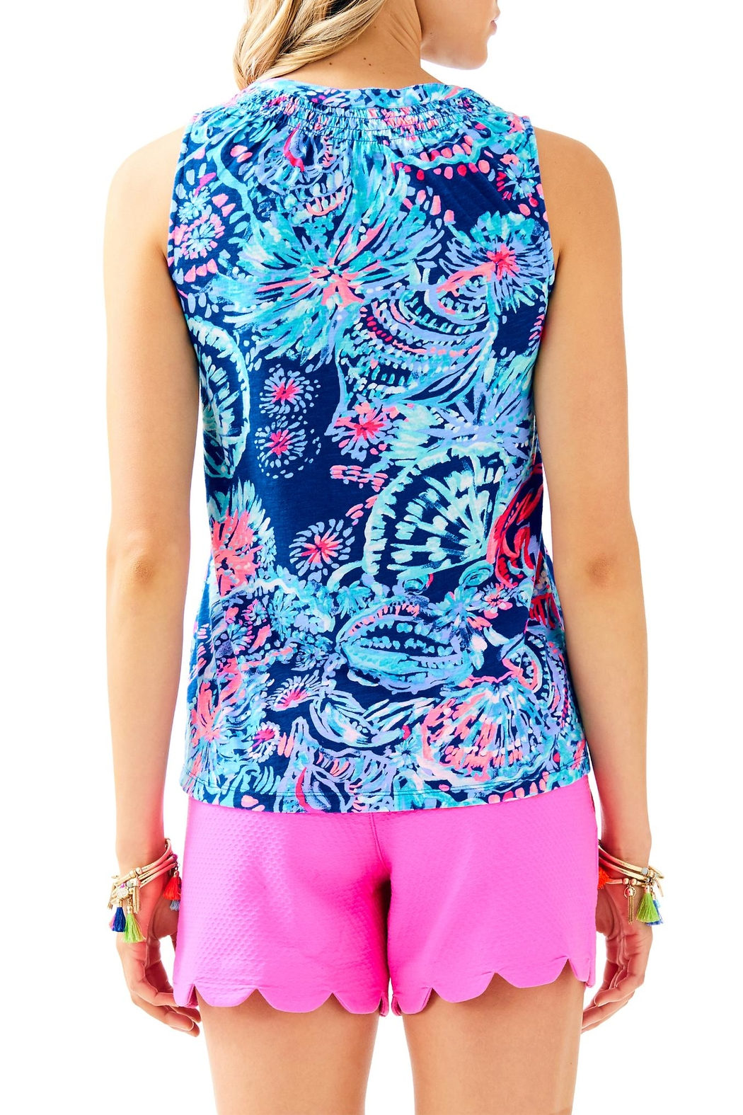 Lilly Pulitzer Essie Top - Front Full Image