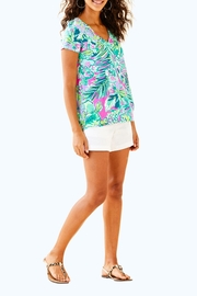 Lilly Pulitzer Etta Top - Side cropped