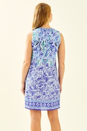 Lilly Pulitzer Evah Shift Dress - Front full body