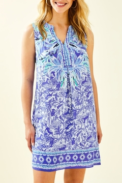 Lilly Pulitzer Evah Shift Dress - Product List Image