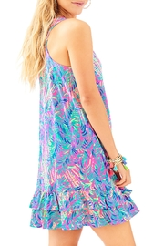 Lilly Pulitzer Evangelia Dress - Side cropped