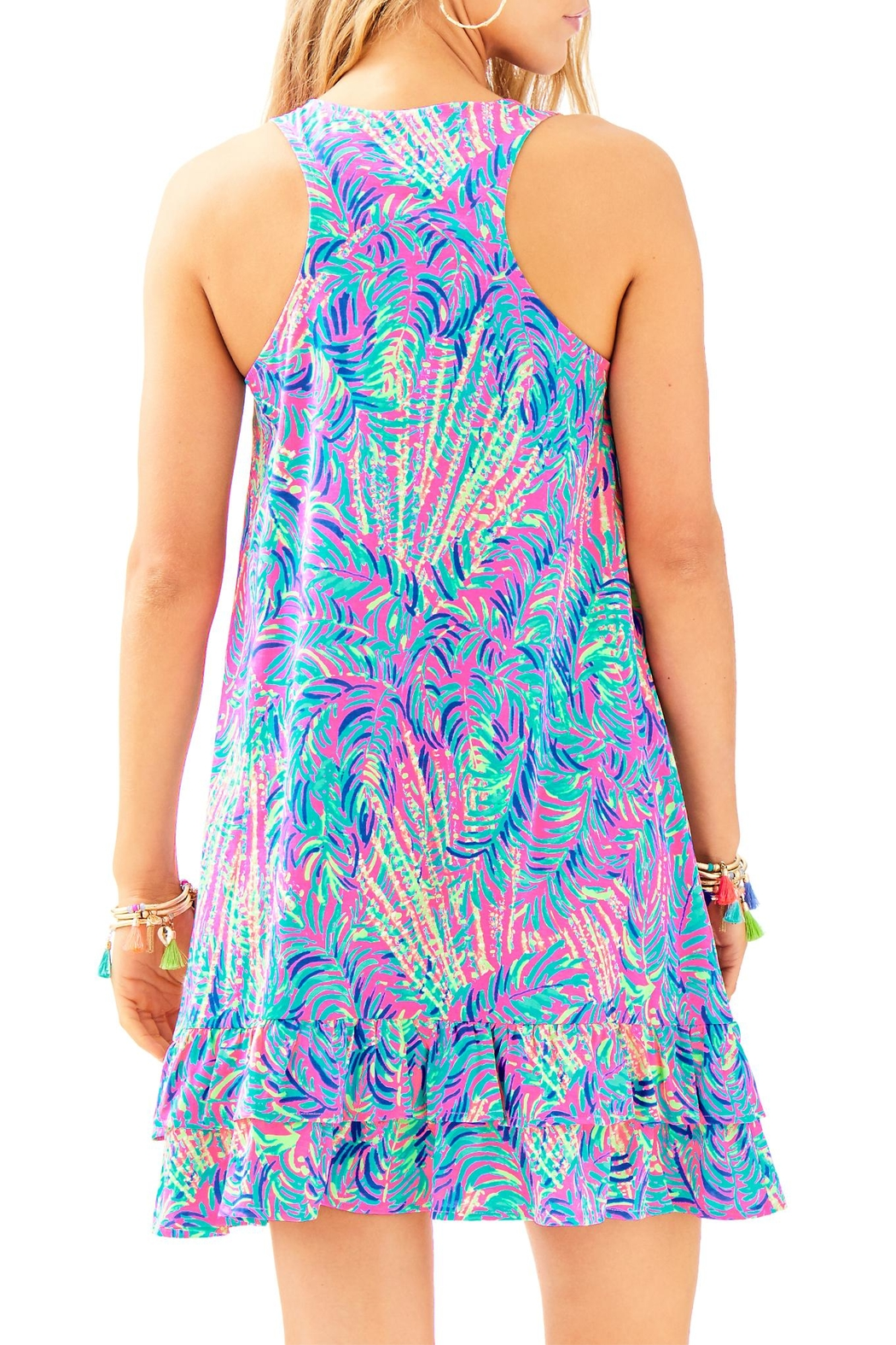 Lilly Pulitzer Evangelia Dress - Front Full Image