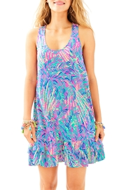Lilly Pulitzer Evangelia Dress - Front cropped