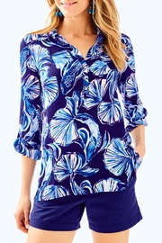 Lilly Pulitzer Everglades Top - Product Mini Image