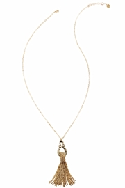 Lilly Pulitzer Fantasea Tassel Necklace - Product Mini Image