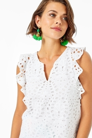 Lilly Pulitzer Faun Top - Side cropped